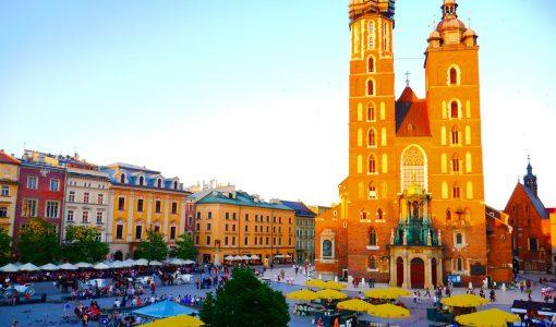 Festival internacional de folklore Cracovia, Polonia 2021
