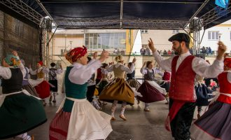 EASTER FOLKLORE FESTIVAL PRAGUE, 2018-Basque country