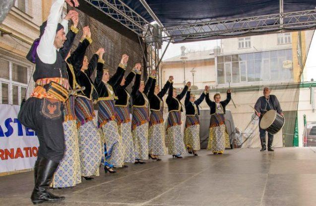 Folklore Festival Prague