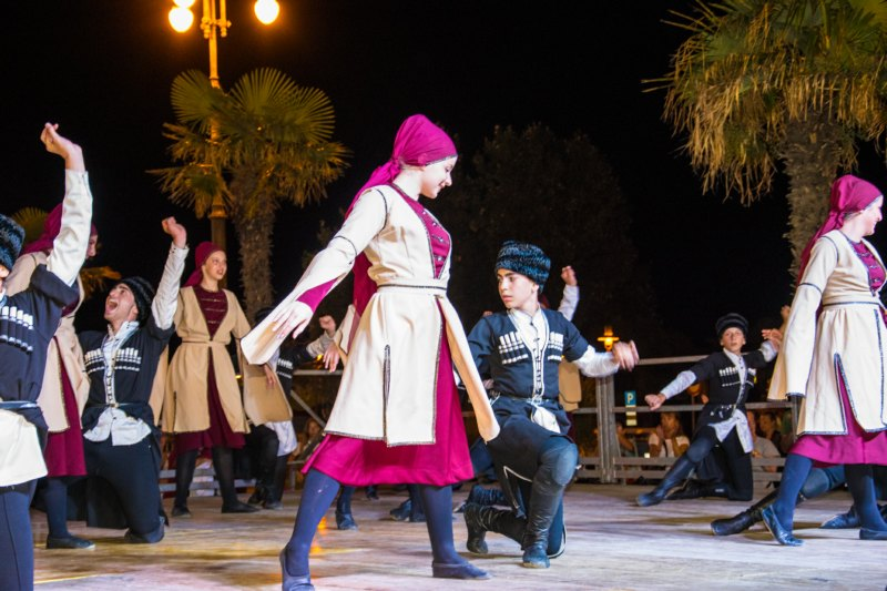 MARELANDIA CESENATICO, RIMINI   1 - 4 JULY, 2019 - V INTERNATIONAL FOLKLORE FESTIVAL