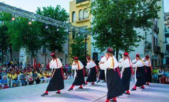 Folklore festival Costa Brava
