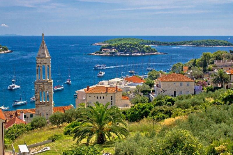 Hvar Island Croatia 16-19 May 2019 - International folklore festival