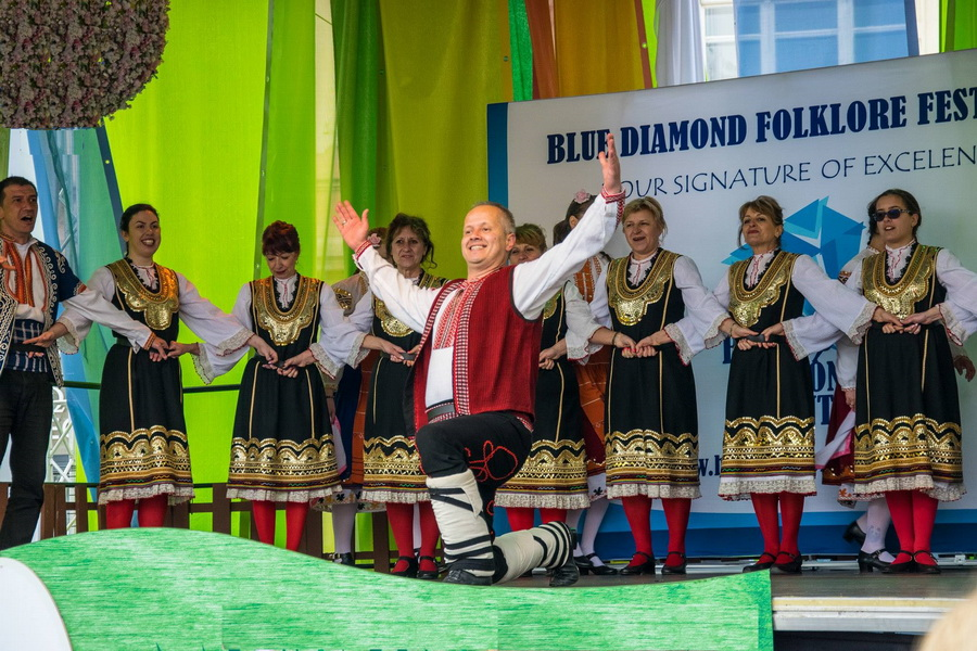 International Folklore Festival Prague