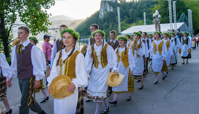 International folklore festival Bled (1)