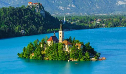 """THE JEWEL OF THE ALPS"" BLED, SLOVENIA 2 – 5 (6) Agosto 2020 – IV FESTIVAL INTERNAZIONALE DEL FOLKLORE"