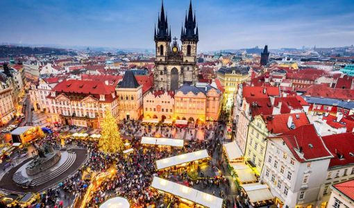 Prague 3 – 6 April 2020 – VII EASTER FOLKLORE FESTIVAL