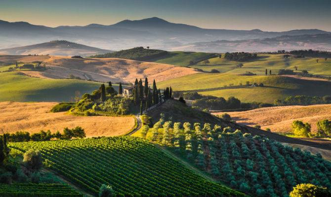 8 REASONS TO FALL IN LOVE WITH TUSCANY