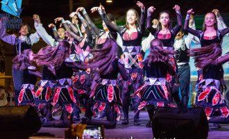 Folklore festival Sorrento 2019, karadeniz