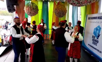 Easter folklore festival Prague 2019