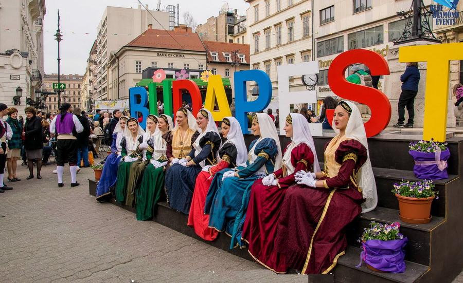 FOLKLORE FESTIVAL Budapest (1)