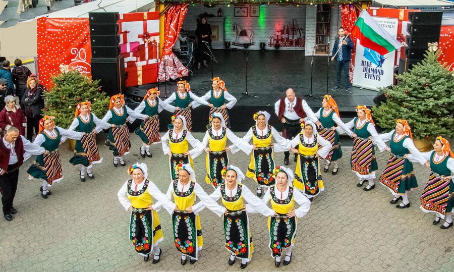 FOLKLORE FESTIVAL Budapest