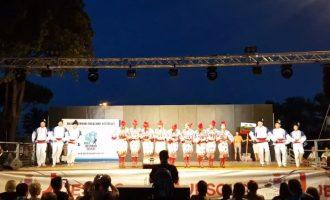 """Folklore festival """"2 steps to Venice"""" Lido di Jesolo 2019"""