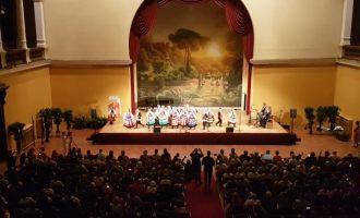 "Folklore festival ""Pearl of Danube"" Budapest 2017"