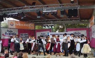Vienna folklore festival 2019