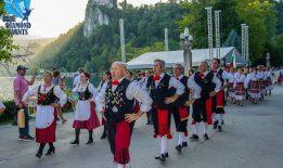 Folklore festival Bled – Slovenia