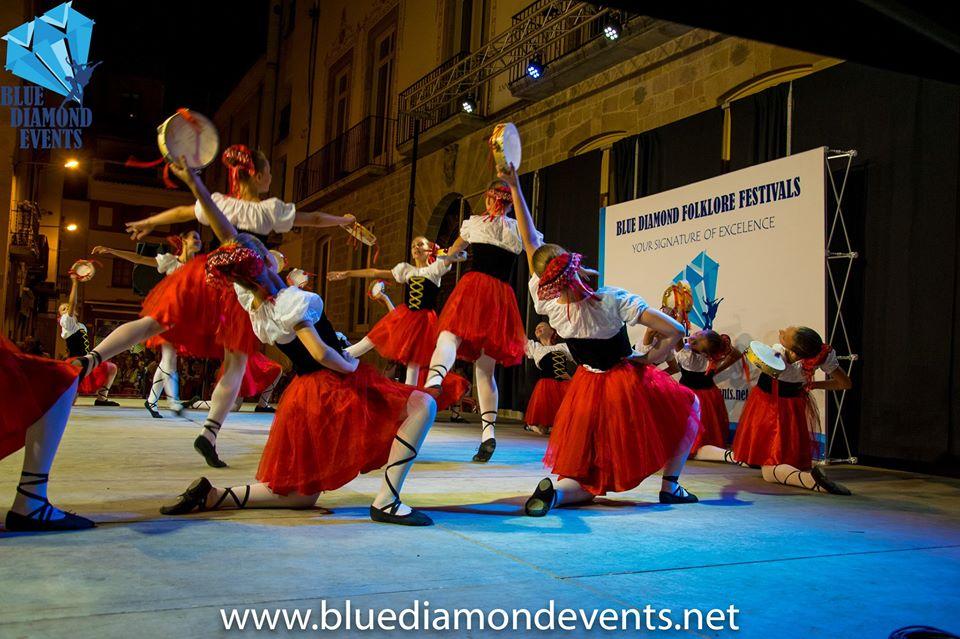 festival folklora barselona španija