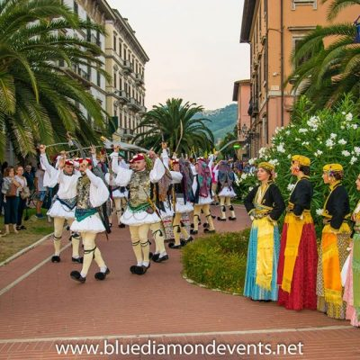 Are you planning to visit folklore festival in Tuscany?