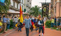 Φεστιβάλ φολκλόρ στο Μοντεκατίνι Τέρμε – Ιταλία