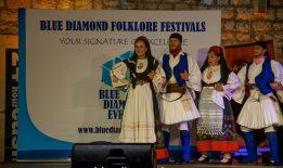 Folklore festival Hvar – Croatia