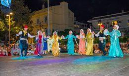 Folklore festival Sorrento – Italy