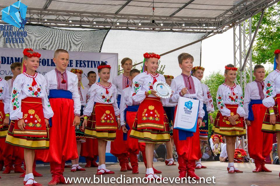 folklore festival in Prague