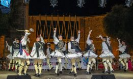 Folklore festival Montecatini Terme – Italy