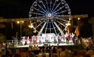"""Folklore festival """"Marelandia-Cesenatico"""" Rimini 2019"""