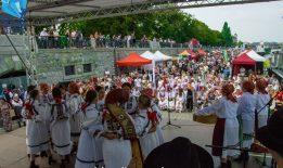 Festival de folklore de verano – Praga