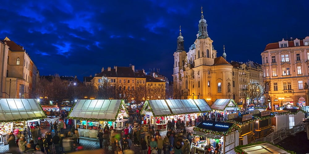 Летен-международен-фолклорен-фестивал-Прага-Чехия