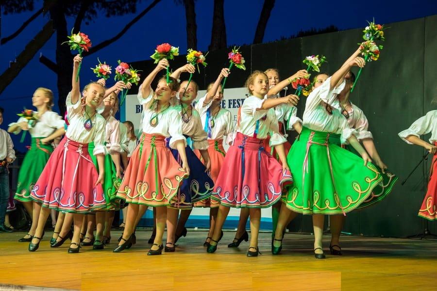 Международен фолклорен фестивал в Лидо ди Йезоло Венетия