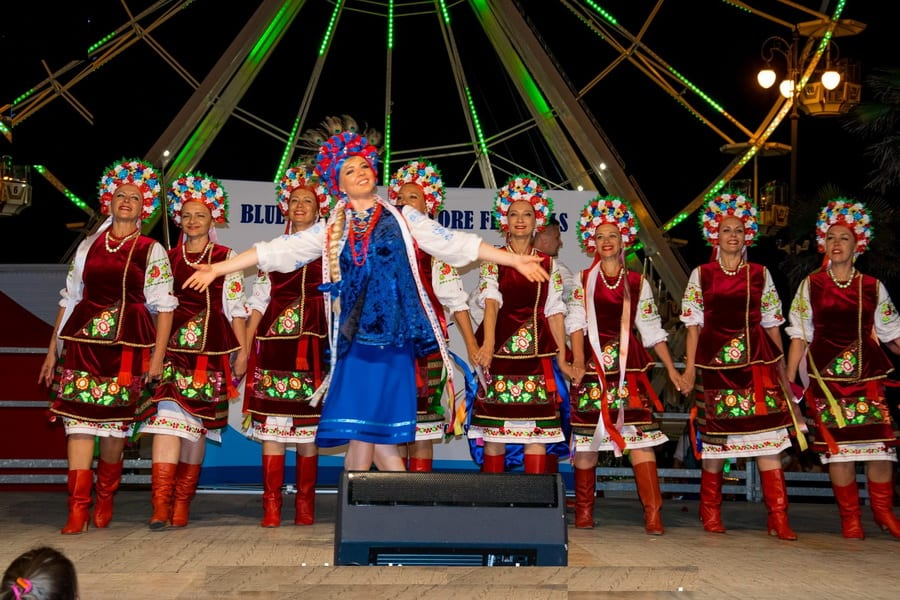 Международен фолклорен фестивал в Чезенатико
