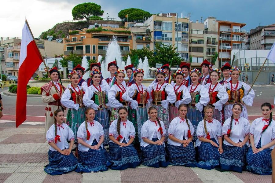Международен фолклорен фестивал Лорет де Мар - Барселона