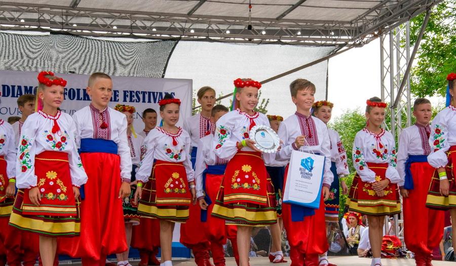 Festival internazonale del folklore Praga