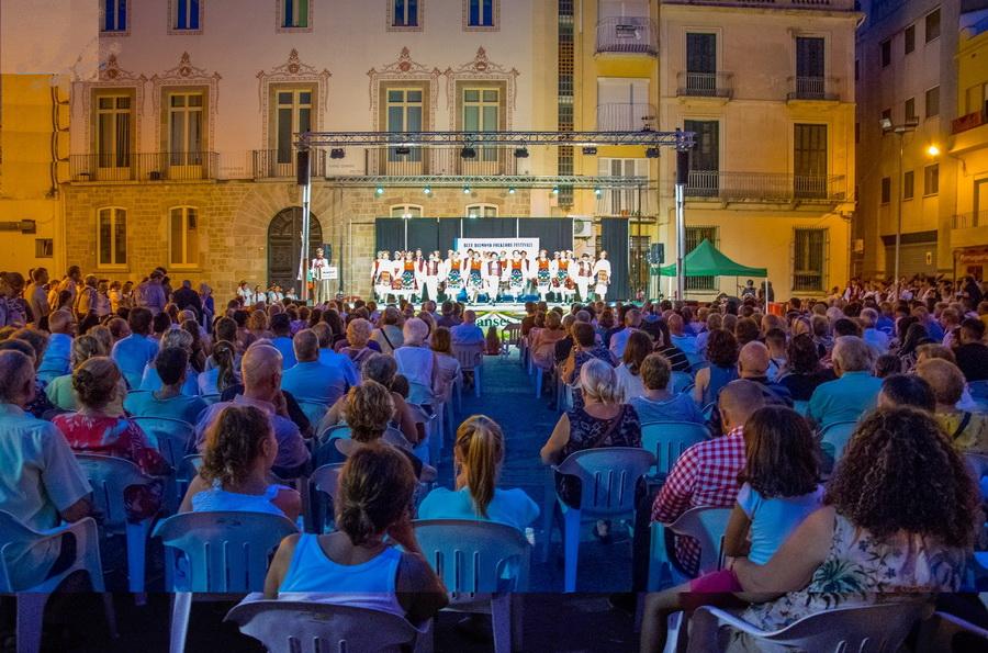 Folklorni festival barselona španija