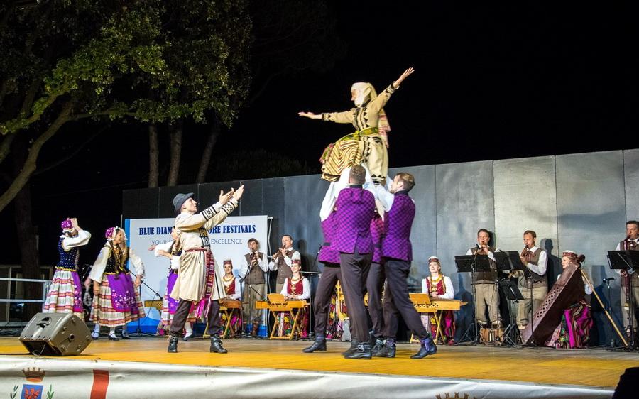 Festival internacional de folklore Lido di Jesolo, Venecia - Italia