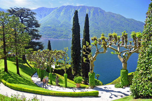 Festival de folklore Lago de Como, Lombardia