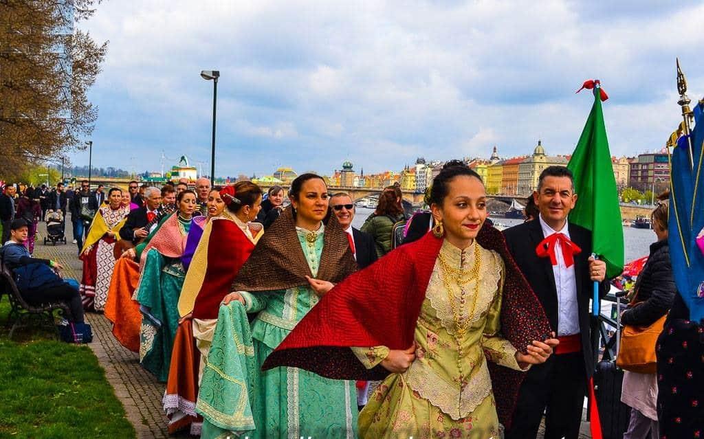 festival in Prague in october