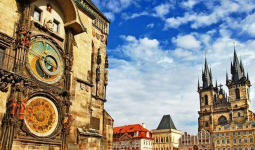 Festival de folklore «Golden Оctober» Praga