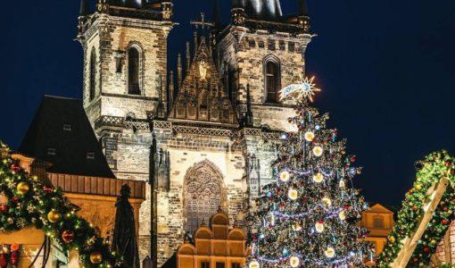 Festival de folklore de Navidad