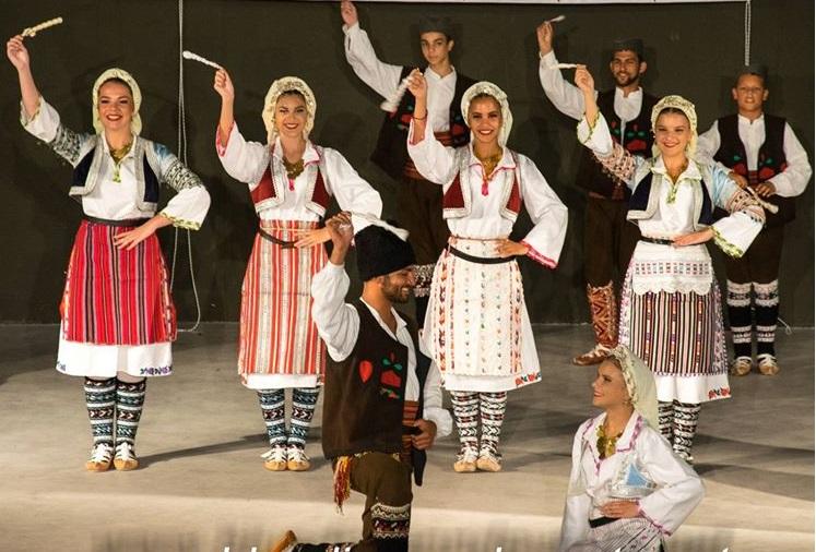 фолклорен фестивал в белград